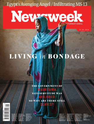 Newsweek 22nd June 2018