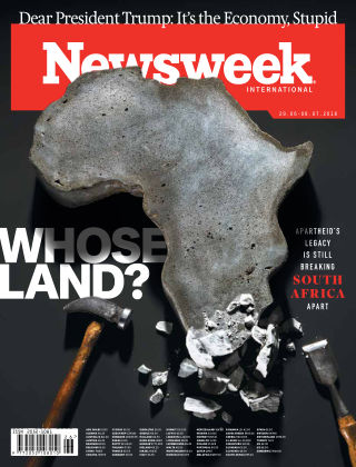 Newsweek 29th June 2018