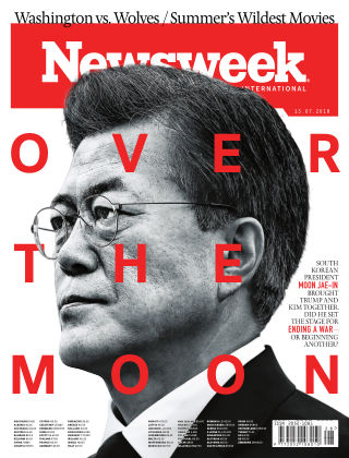 Newsweek 13th July 2018