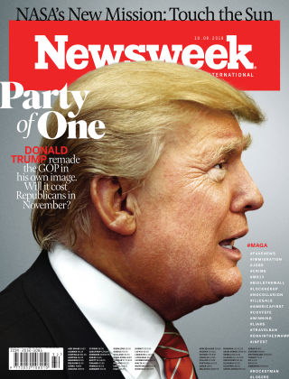 Newsweek 10th August 2018