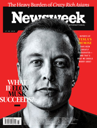 Newsweek 17th August 2018