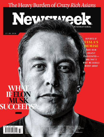 Newsweek August 10, 2018 00:00