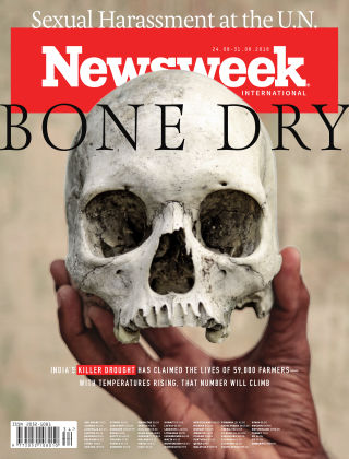 Newsweek 24th August 2018