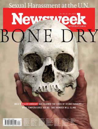 Newsweek 24th August 2018