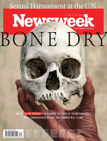 Newsweek August 17, 2018 00:00
