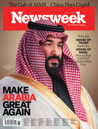 Newsweek 7th September 2018