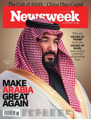 Newsweek 7th September 2018