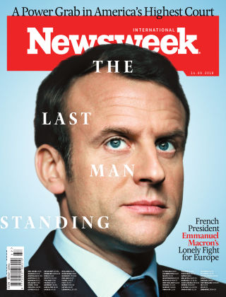 Newsweek 14th September 2018
