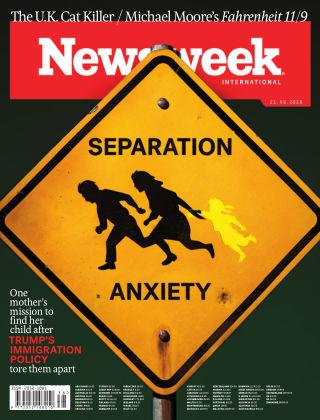Newsweek 21st September 2018