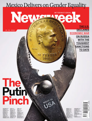 Newsweek 28th September 2018