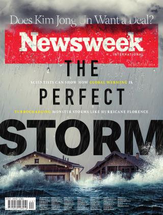 Newsweek 5-12th October 2018