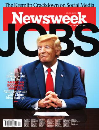 Newsweek 19th October 2018