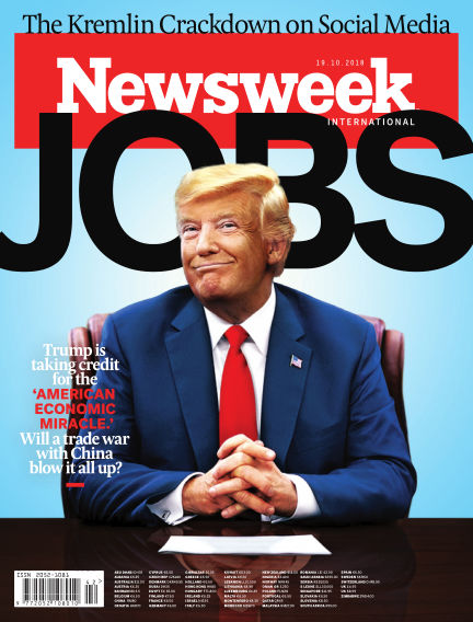 Newsweek October 12, 2018 00:00