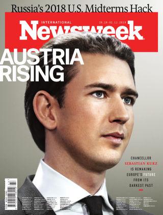 Newsweek 26th October 2018