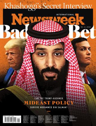 Newsweek 02nd November 2018