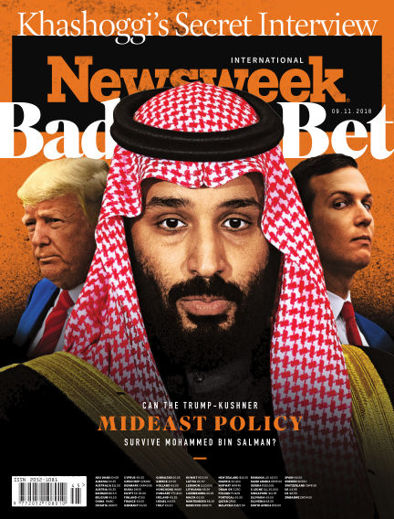 Newsweek November 09, 2018 00:00