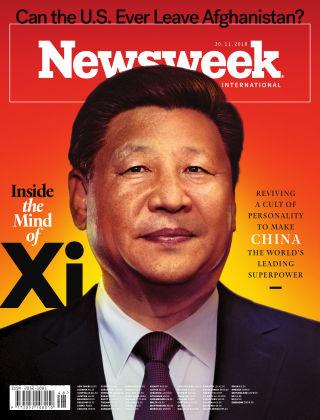 Newsweek 23rd November 2018