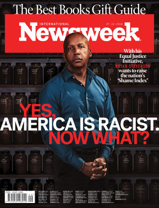 Newsweek 30th November 2018