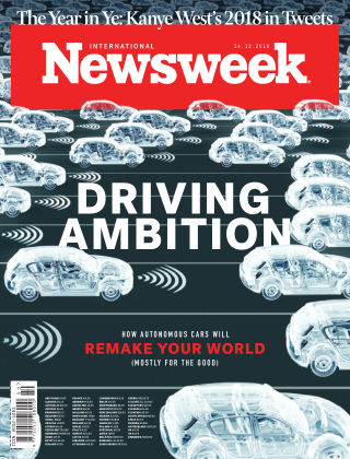 Newsweek 7th December 2018
