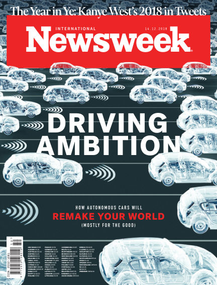 Newsweek December 14, 2018 00:00