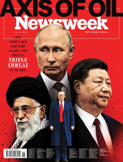 Newsweek December 21, 2018 00:00