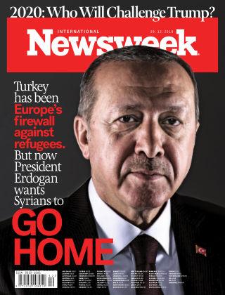 Newsweek 21st December 2018