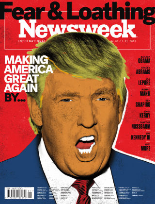 Newsweek 28th December 2018
