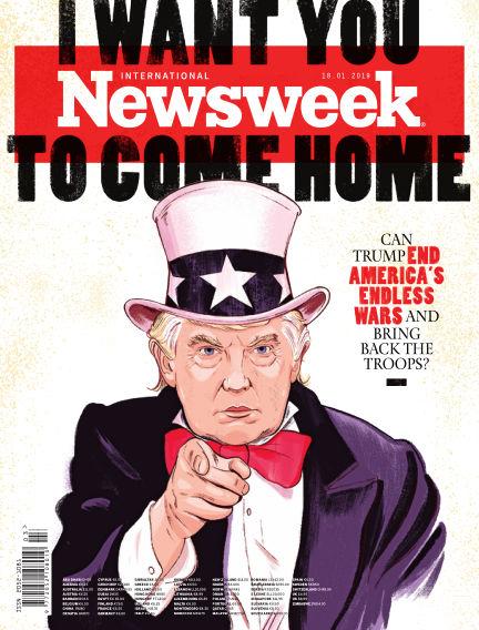 Newsweek January 11, 2019 00:00