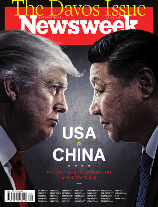 Newsweek 18th January 2019