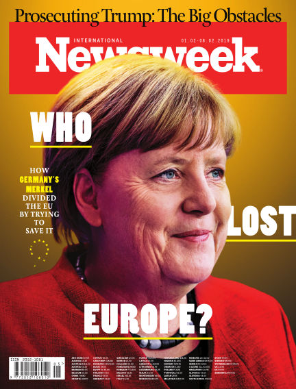 Newsweek January 24, 2019 00:00