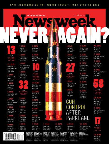 Newsweek February 07, 2019 00:00