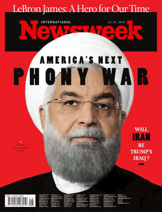 Newsweek 22nd February 2019