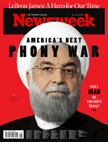 Newsweek February 14, 2019 00:00