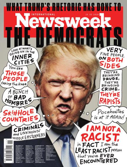 Newsweek March 08, 2019 00:00