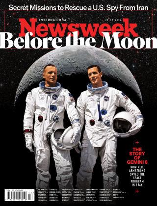 Newsweek 22nd March 2019