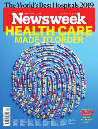 Newsweek 4th April 2019