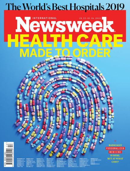 Newsweek March 22, 2019 00:00