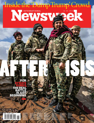 Newsweek 12th April 2019