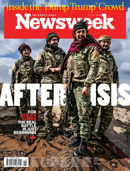 Newsweek April 04, 2019 00:00