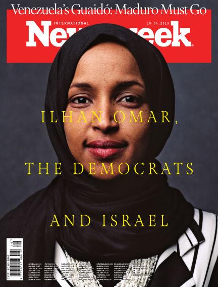 Newsweek April 12, 2019 00:00