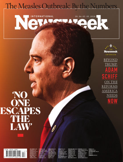 Newsweek April 18, 2019 00:00