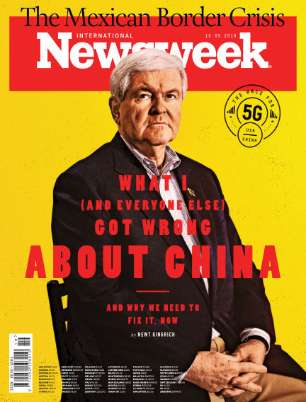 Newsweek May 03, 2019 00:00