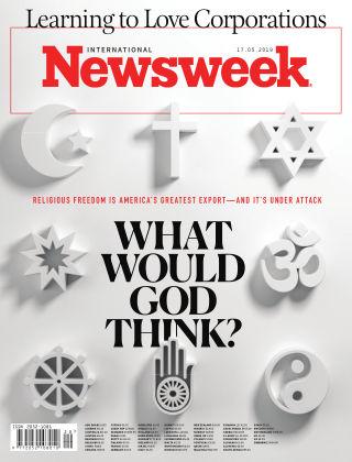 Newsweek 17th May2019