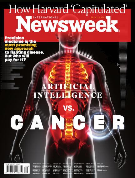 Newsweek July 19, 2019 00:00