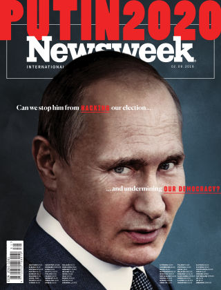 Newsweek 2nd August 2019