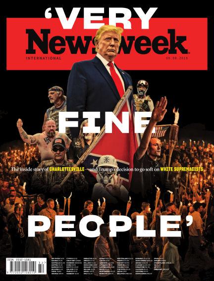 Newsweek August 02, 2019 00:00