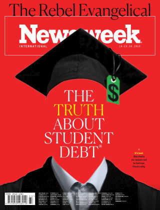 Newsweek 23rd August2019