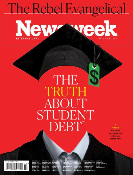 Newsweek August 09, 2019 00:00
