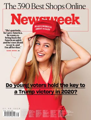 Newsweek 27th September2019