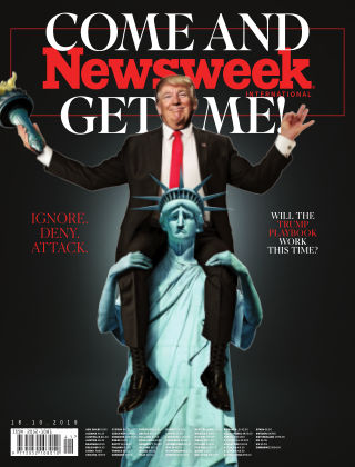 Newsweek 18th October2019